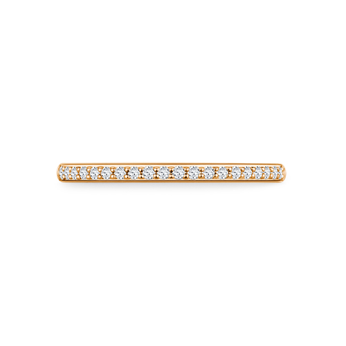 Aeon in 18K Rosegold with 0,13ct diamond