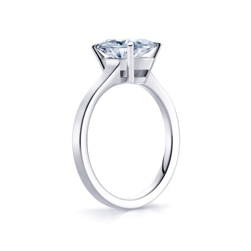 Martha in 950/- platinum with 2,00ct diamond