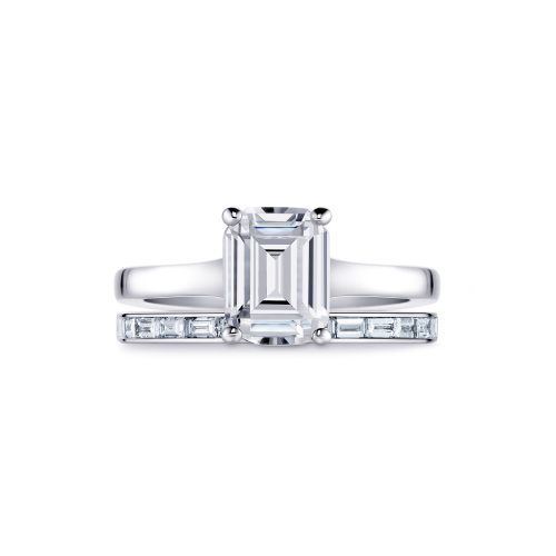 Olivia in 18K whitegold with 2,00ct diamond